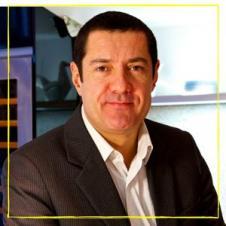 Thierry Tallet, DG Ixina - Conférence Paris Retail Week