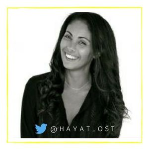 Hayat Zerouali - Jury Paris Retail Awards 2017