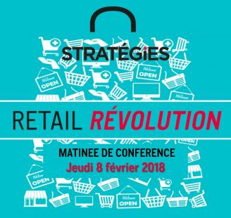 Conférence Stratégies - Retail Révolution