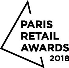 Logo Paris Retail Awards 2018