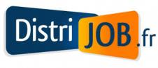 Logo Distrijob job datings Paris Retail Week