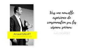 Avis d'experts Arnaud Gallet
