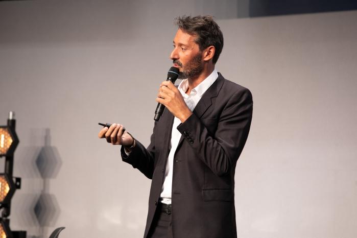 Sébastien BADAULT, ALIBABA